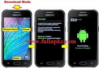 Cara Instal Ulang Samsung Galaxy On 7 SM-G600FY Via Odin - Mengatasi Bootloop