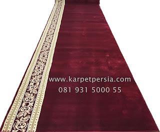 Karpet Masjid Minimalis, Karpet Persia, Pusat Karpet Masjid Terlengkap