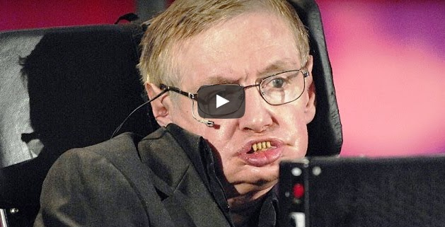 Says Hawking ,Nomadic Alien Beings Could Crush Our Peoples