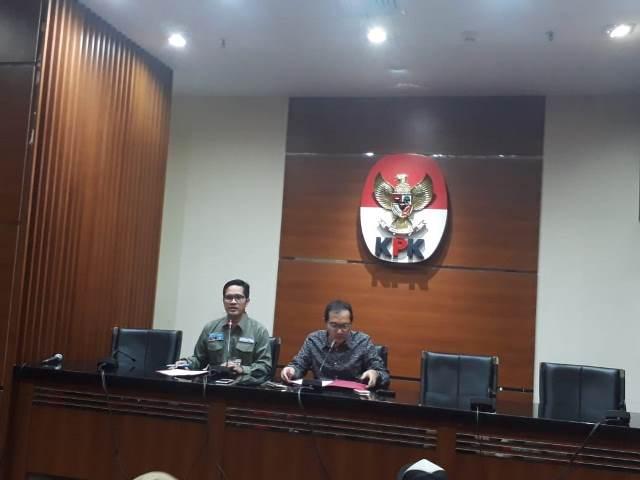 KPK Tetapkan Wali Kota Blitar dan Bupati Tulungagung Tersangka
