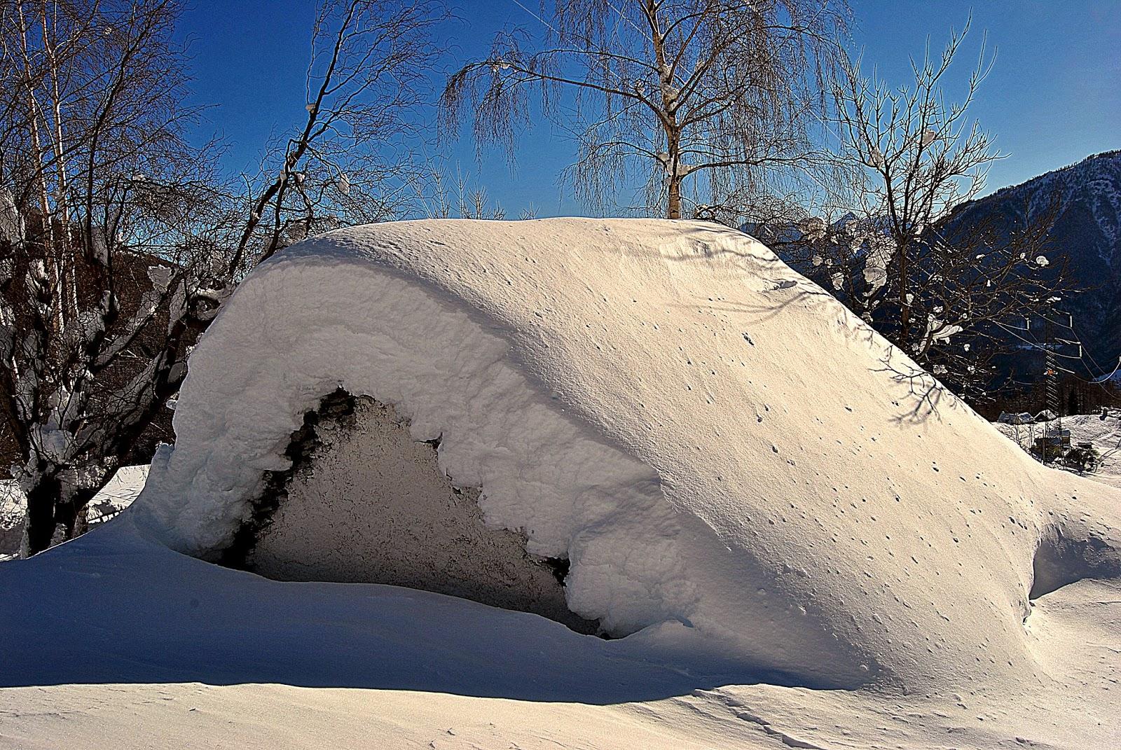 I Viaggiatori Ignoranti: Quando la neve ricopre i camini
