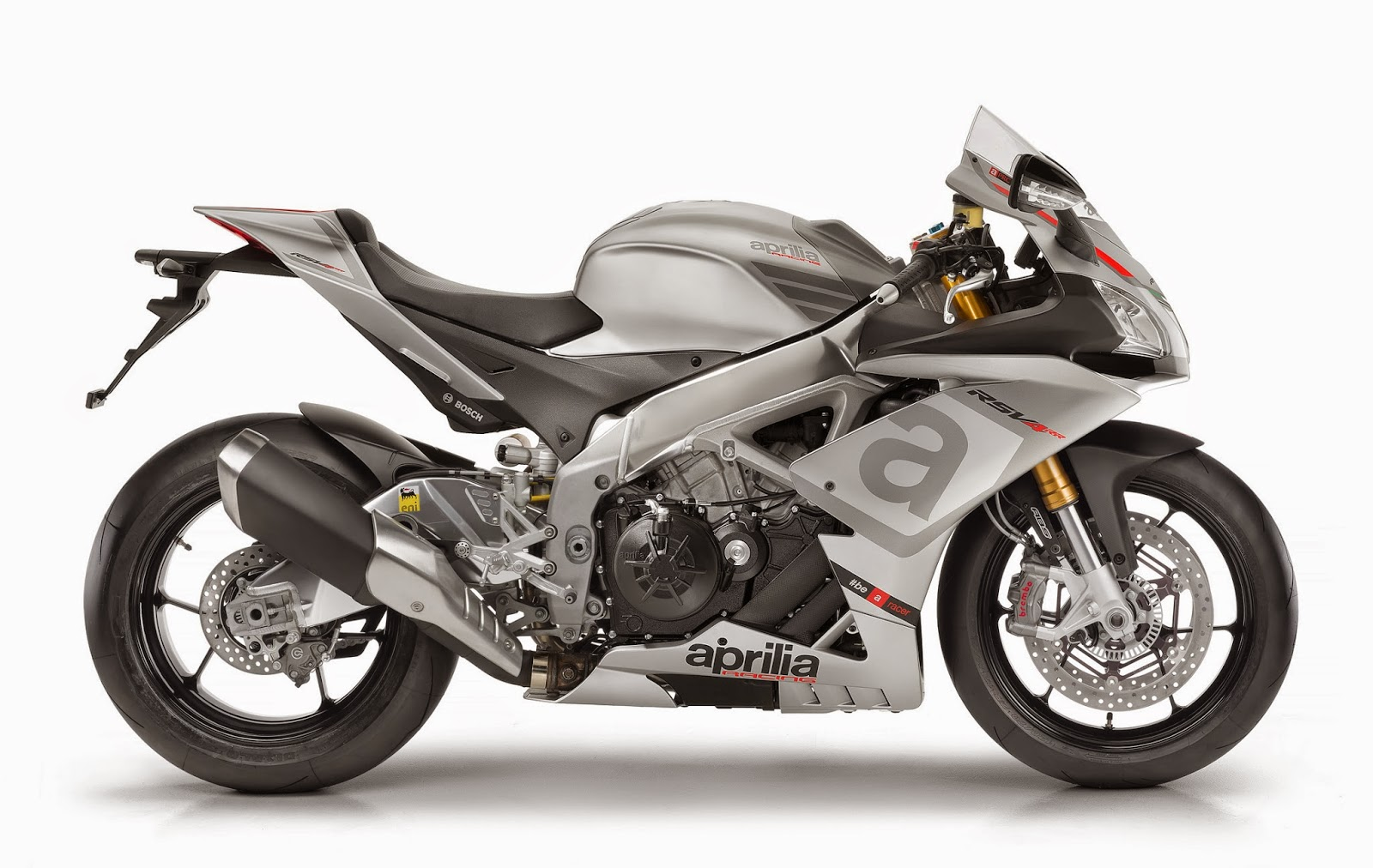 Racing Cafè: Aprilia RSV4 RR 2015