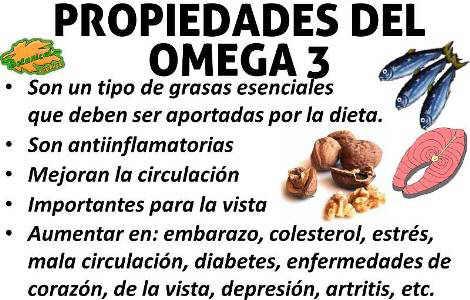 puedo cobrar omega 3 para adelgazar
