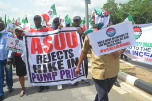 The Academic Staff Union Of Universities (ASUU) will finally meet today to decide the next move on whether to suspend or continue their earlier declared indefinite strike.