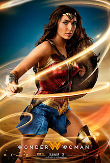 wonder woman - power, grace, wisdom, wonder