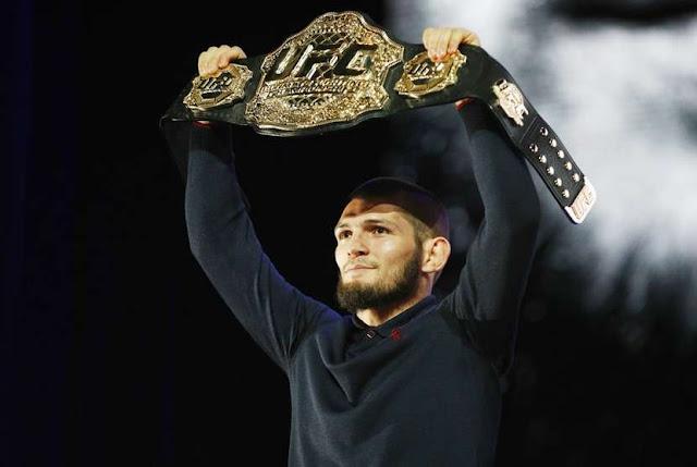 Khabib Jalani Umrah Lagi Usai Kemenangan Atas McGregor