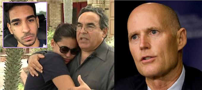 """Padre de dominicano asesinado a gobernador: """"¿para qué carajo quiero condolencias?, necesito a mi hijo vivo"""""""