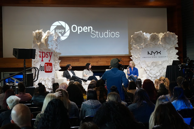 Ipsy Open Studios Creator Day at YouTube Space LA