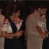 Sidharth Malhotra helps Parineeti Chopra to fix her dress at Akash-Shloka's engagement party!