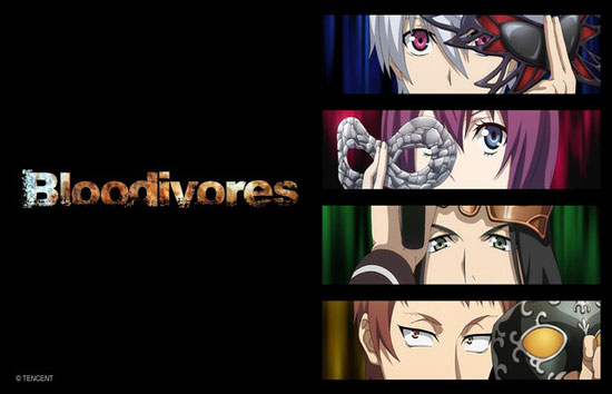 Download Bloodivores Episode 1 – 12 (End) Subtitle Indonesia