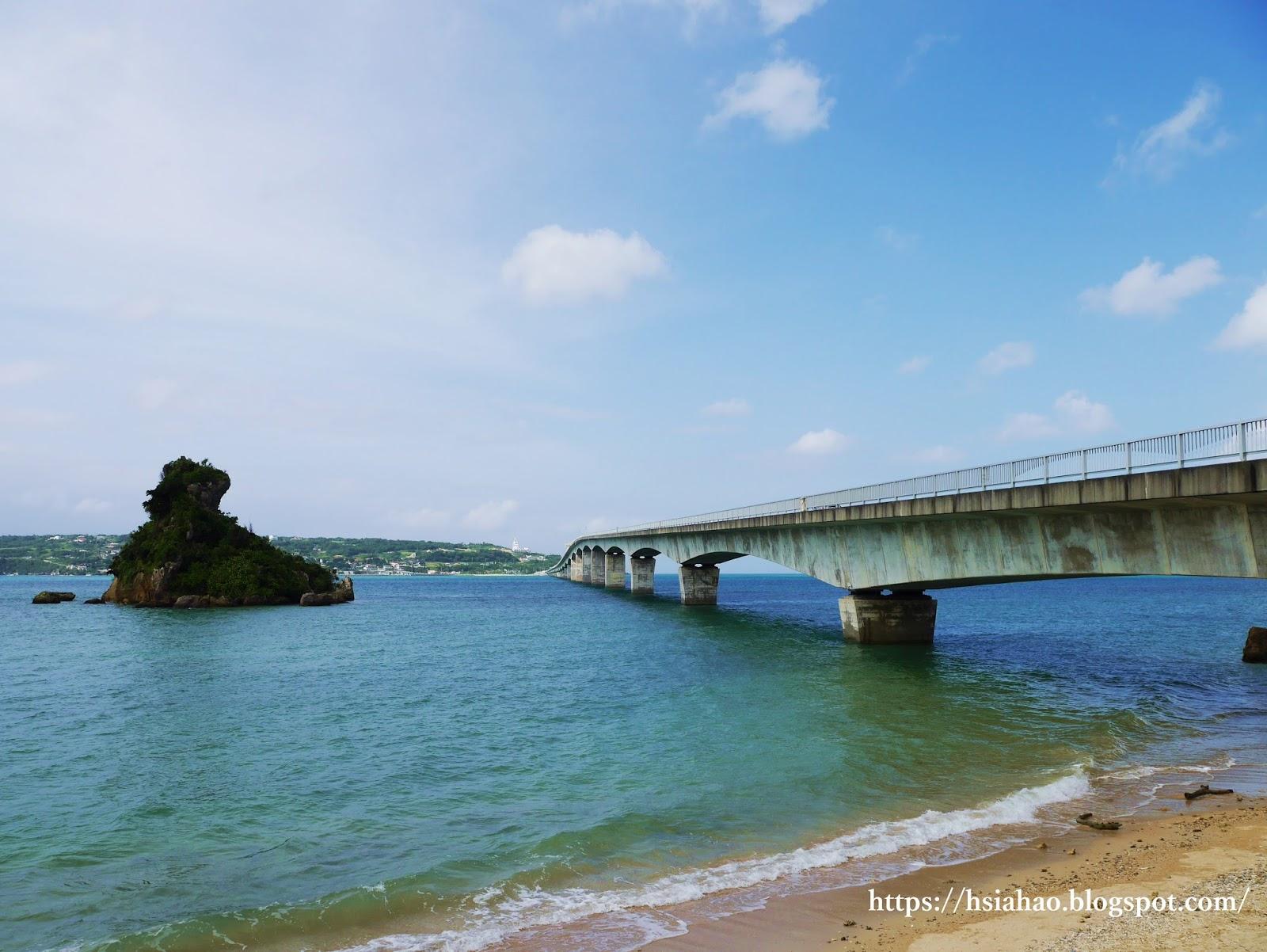 沖繩-景點-古宇利島-古宇利大橋-kouri-推薦-自由行-旅遊-Okinawa