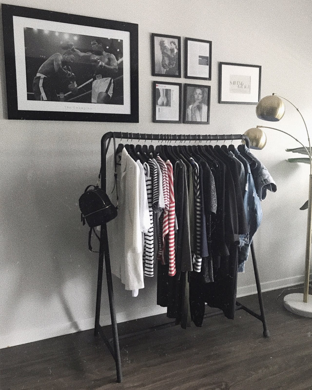 Simplify Your Wardrobe, Amplify Your Style