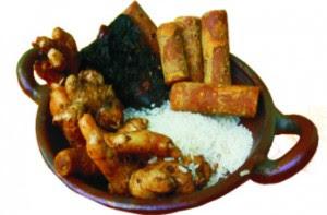 beras kencur