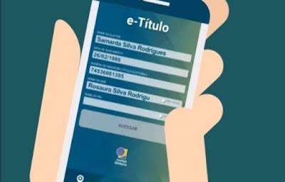 Eleições 2018: entenda como funciona o aplicativo e-título, lançado pelo TSE