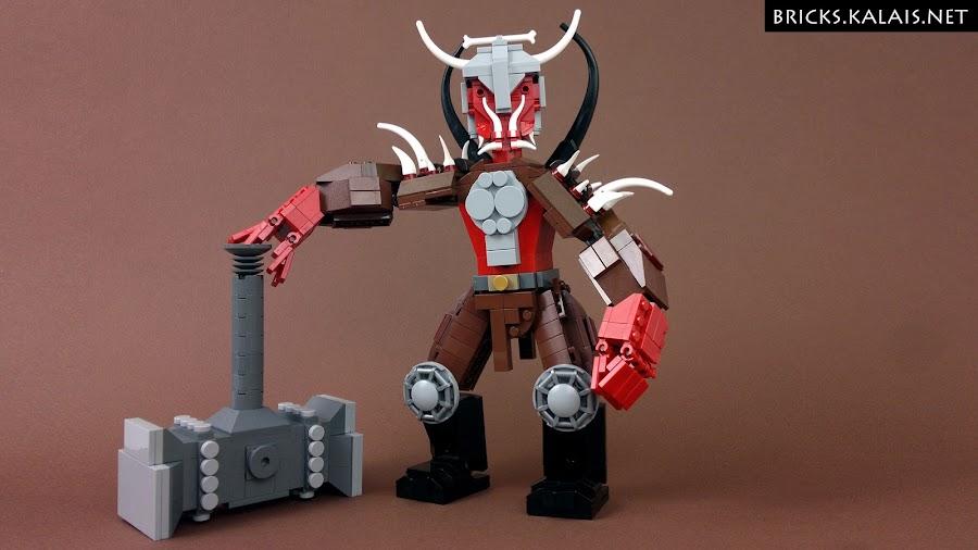 1. Widok ogólny - Blood Orc