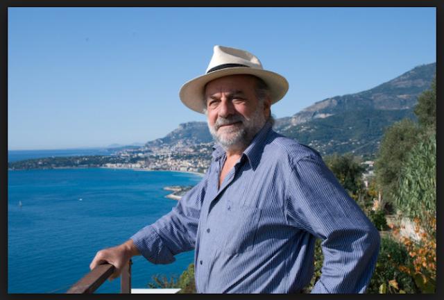 """Enzo Barnabà, oggi a Roquebrune la """"signature"""" della nuova edizione del suo libro"""