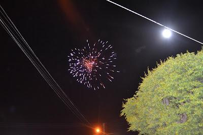 Resultado de imagem para fotos de queima de fogos de artifício em sao paulo do potengi