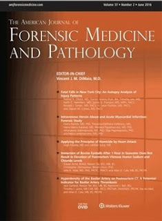 American Journal of Forensic Medicine and Pathology