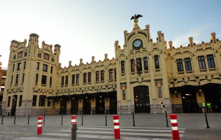 Estación del Nord de Valencia