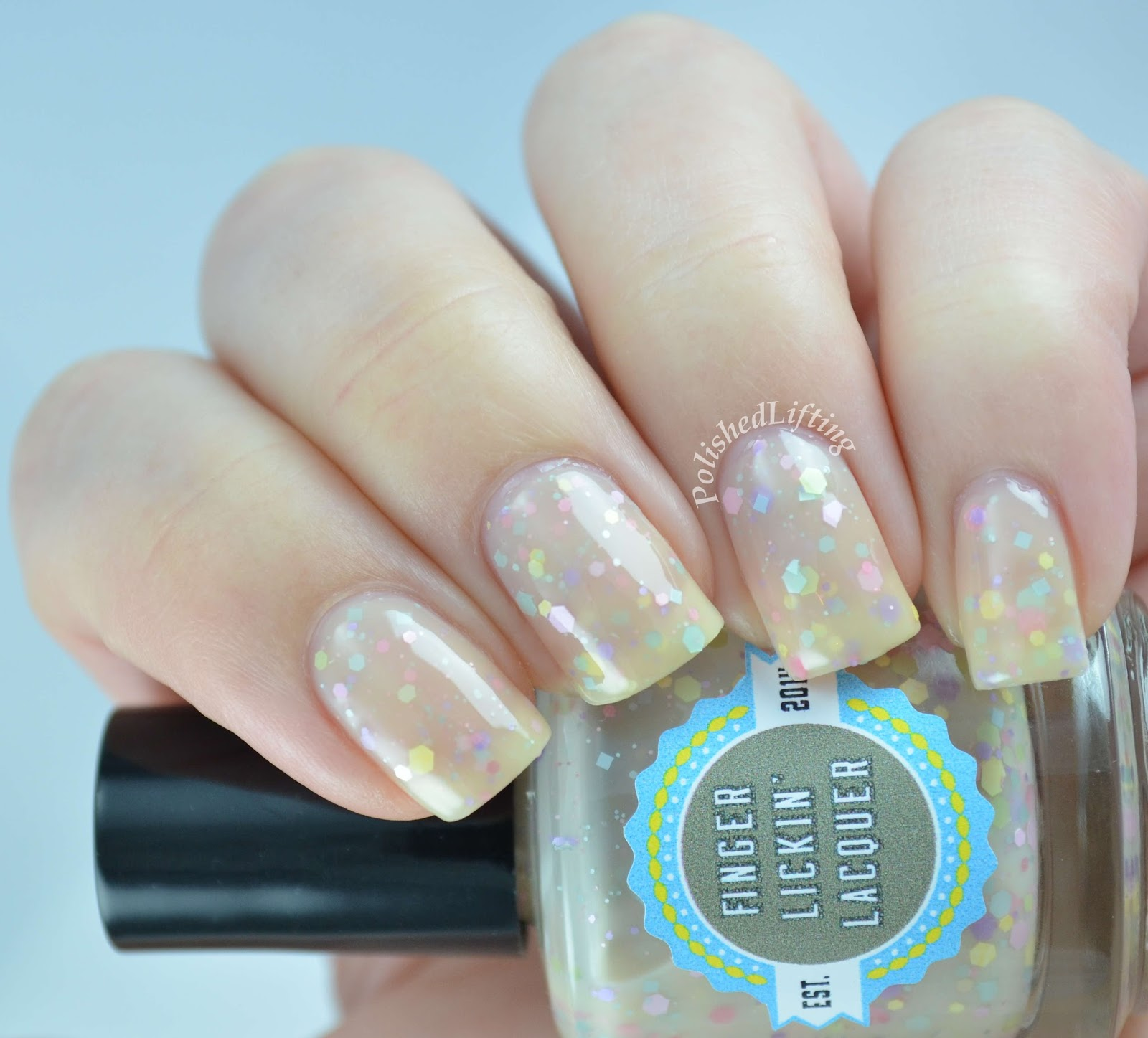 Finger Licking Lacquer Birthday Suit Spring In Your Step