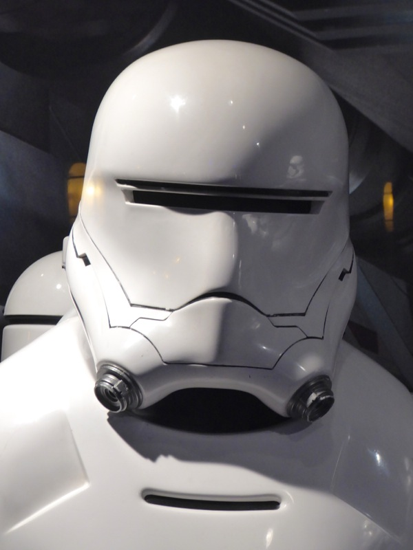 First Order Flamethrower Stormtrooper helmet