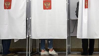 Elections locales 2017: La victoire d'Edinaya Rossiya n'est-elle pas