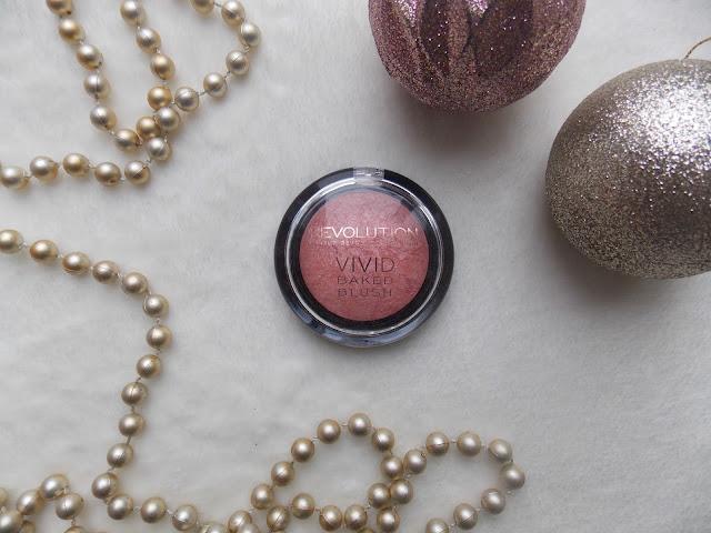 Make Up Revolution Vivid Baked Blush