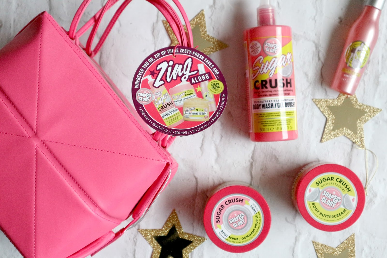 Soap & Glory Christmas gift sets review