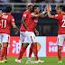 Paulinho marca dois e da assistência para Ricardo Goulart na vitória do Guangzhou Evergrande no Campeonato Chinês