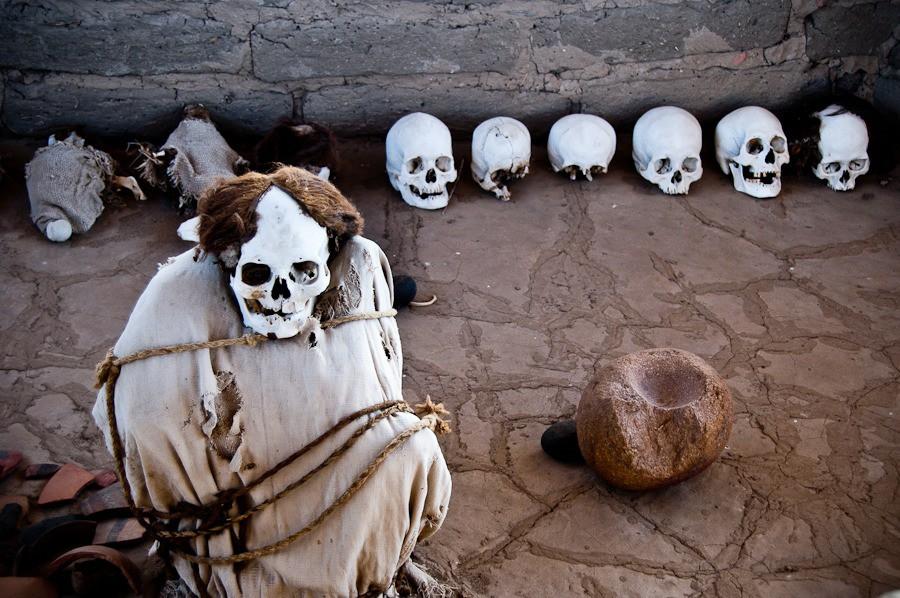 Những nghĩa địa đáng sợ nhất thế giới