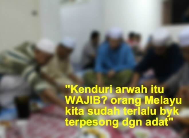 Adat Yang Bertentangan Dengan Islam Tetapi Masih Di Amalkan
