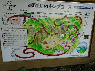 鷹取山ハイキングコース