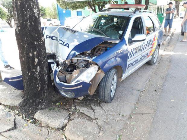 Veja o que aconteceu a um policial militar que perseguia suspeitos neste dia 1 de maio