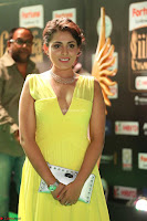 Madhu Shalini Looks Super Cute in Neon Green Deep Neck Dress at IIFA Utsavam Awards 2017  Day 2  Exclusive (56).JPG