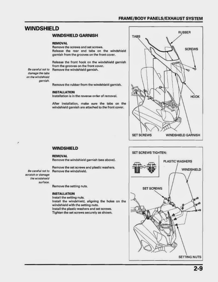contents of this wiring diagram repairs index index of contents of