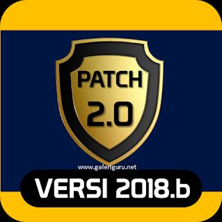 DOWNLOAD RILIS PATCH 2.0 UNTUK APLIKASI DAPODIKDASMEN VERSI 2018.b