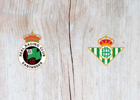 Racing Santander vs Real Betis - Highlights 01 November 2018