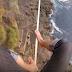 Ισορροπώντας πάνω σε τεντωμένο σχοινί σε ύψος 32 μέτρων (video)