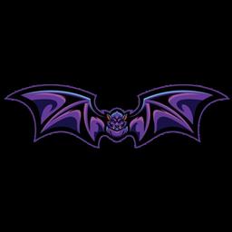 logo kelelawar keren png