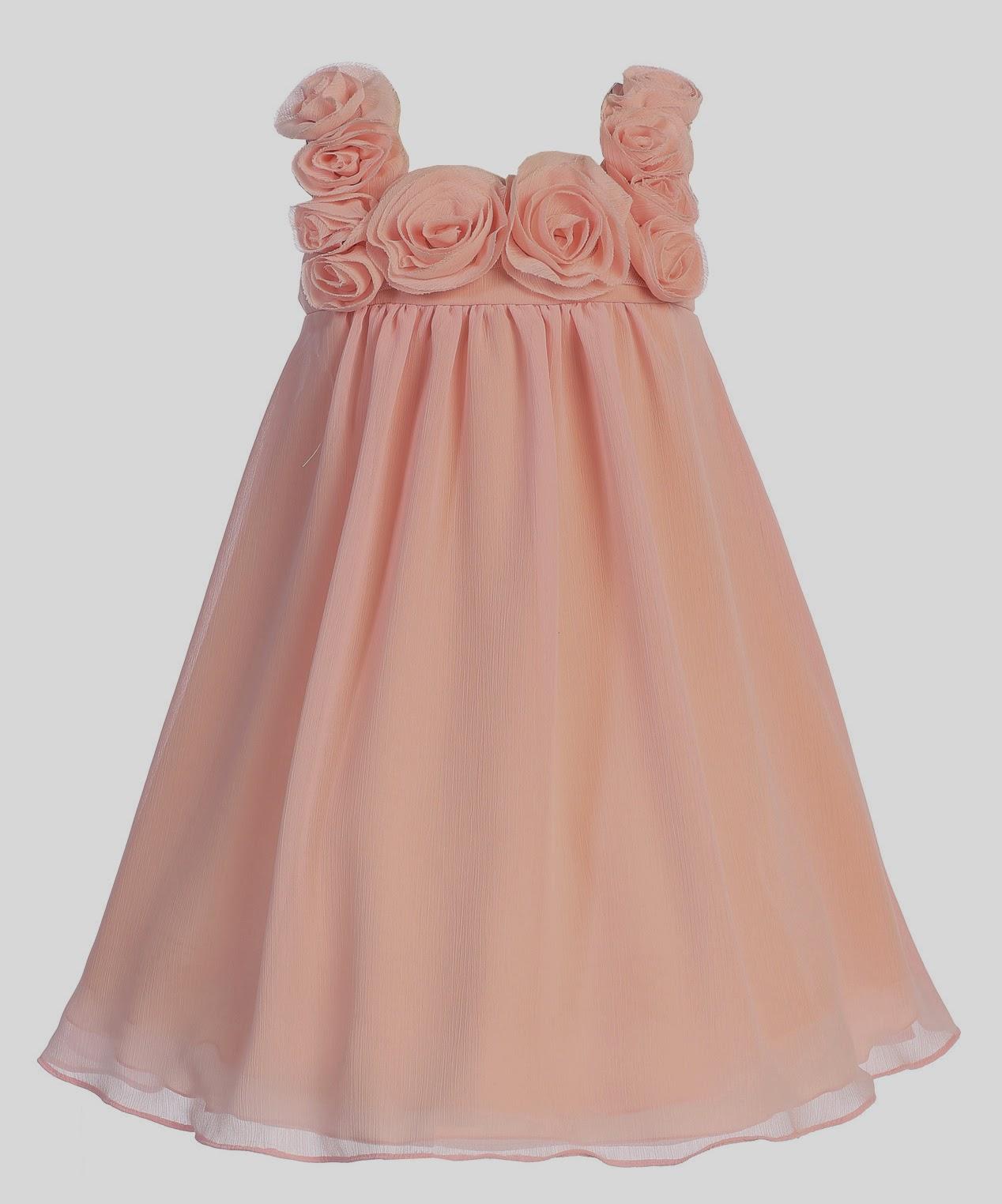 7284d920e2 ... Multinotas  Vestidos Niña de las Flores