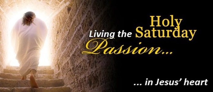 Happy holy saturday 2017 quotes wishes messages images - Holy saturday images and quotes ...