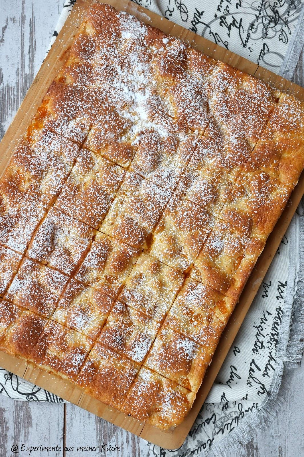 Experimente Aus Meiner Kuche Mandarinen Blechkuchen Mit Creme