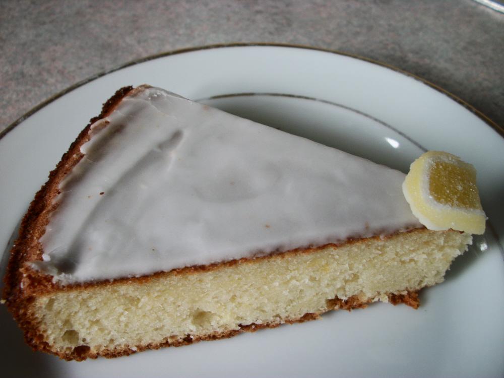 Mary Berry Greek Yogurt Lemon Cake