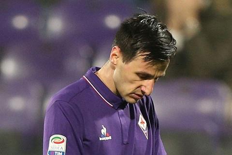 Kalilic có rất nhiều đóng góp cho Fiorentina
