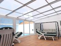 foto cierre terraza policarbonato madrid