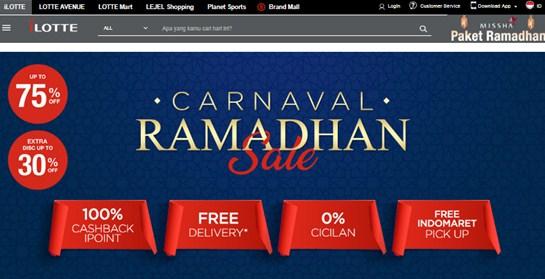 Ramadhan Sale