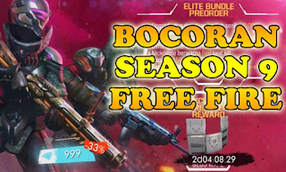 Reset rank Season 9 Free Fire