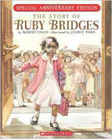 Black History Month Reading Resources- Ruby Bridges read aloud, online research, childrens books, biographies, and more to help teach Black History Month
