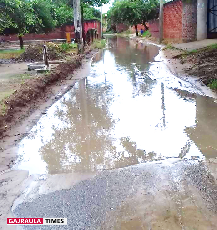 sadpur village gajraula