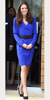 Kate Middleton's First Royal Speech